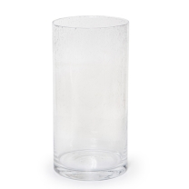 Snow Glass Vase | zer4u Israel