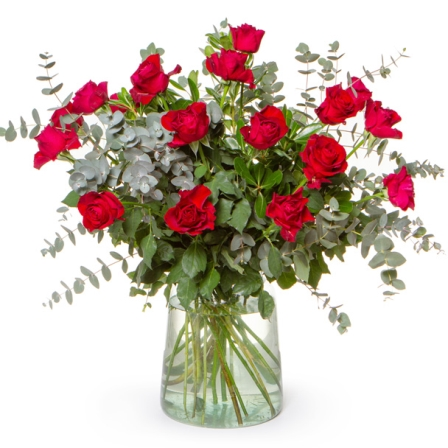 Red roses Valentine's Day ZER4U