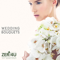 wedding bouquets ZER4U